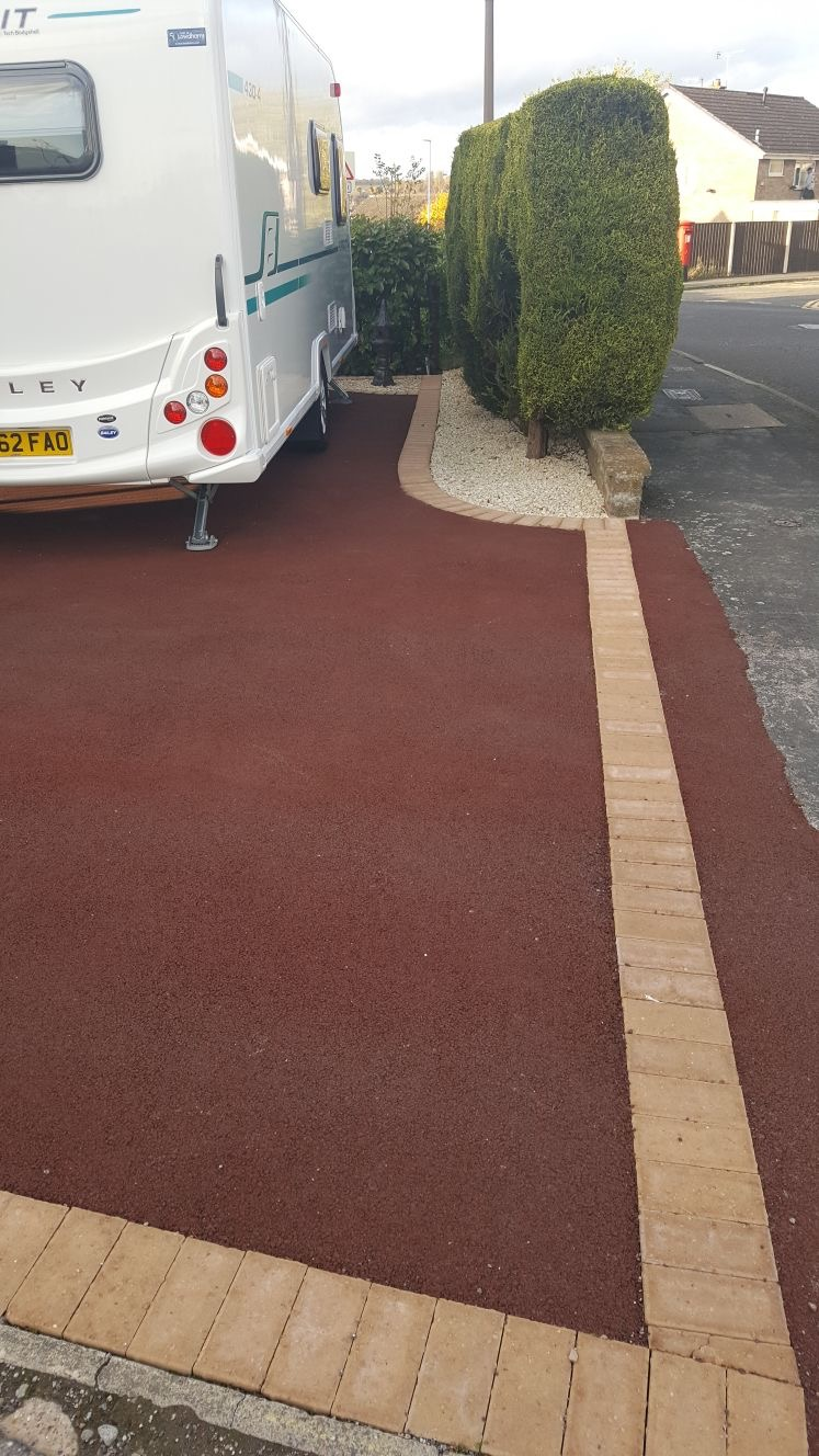 hire driveway installers nottingham