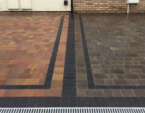 block paving driveway west bridgford